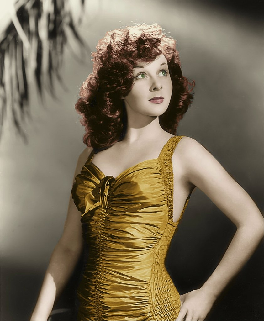Watch Susan Hayward video