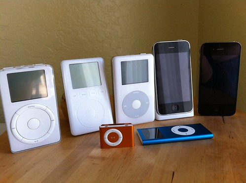 10 years of iPod | by ewen and donabel