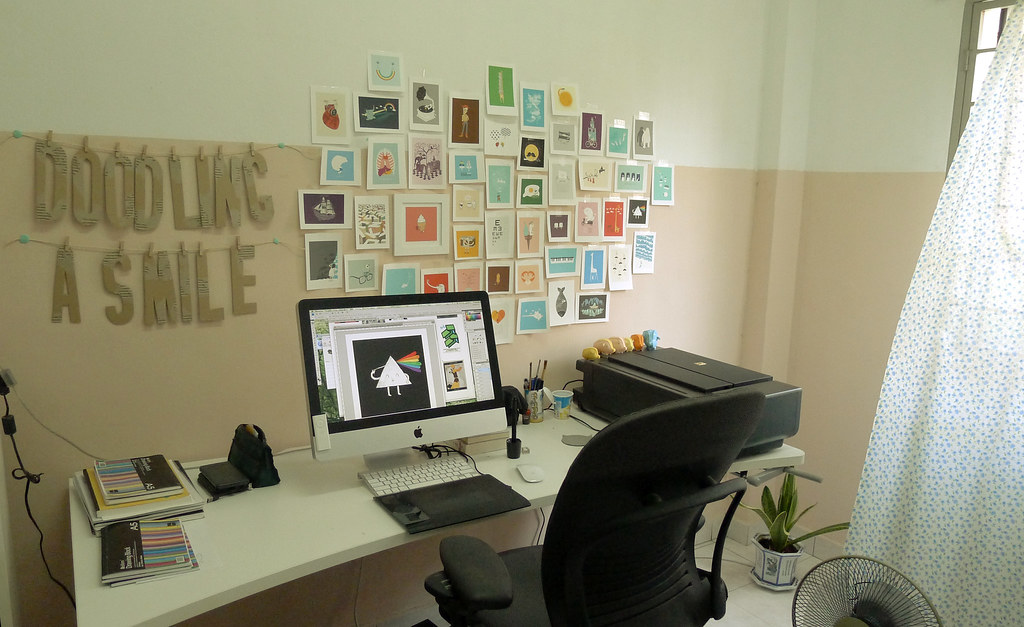 My Workspace Ilovedoodle At Facebook Twitter Tumblr Heng