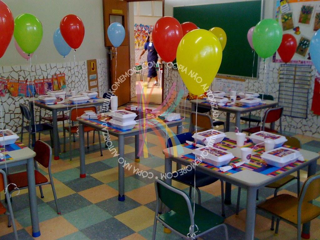 Festa na escola  Komemore Festas Personalizadas CLS 411 blo