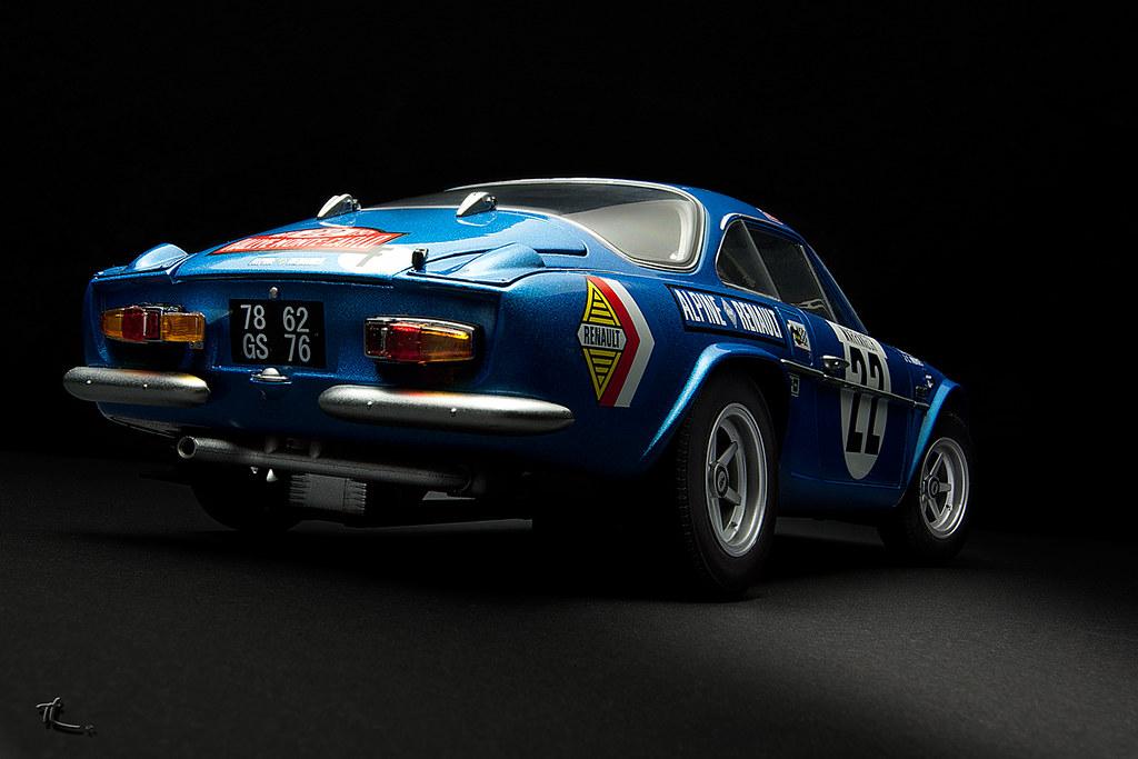 Renault Alpine A110 >> Renault Alpine A110 1600S #22 Rally Monte Carlo 1971 | Flickr