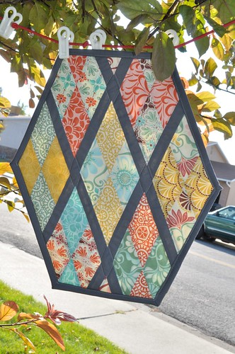 Little Quilt - Sew, Vote, Swap Group | by Diane {from blank pages...}