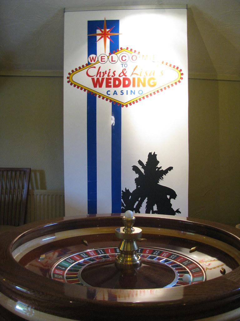 Casino hire for weddings