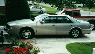 1997 Cadillac Seville STS Northstar | by vinnyvrg