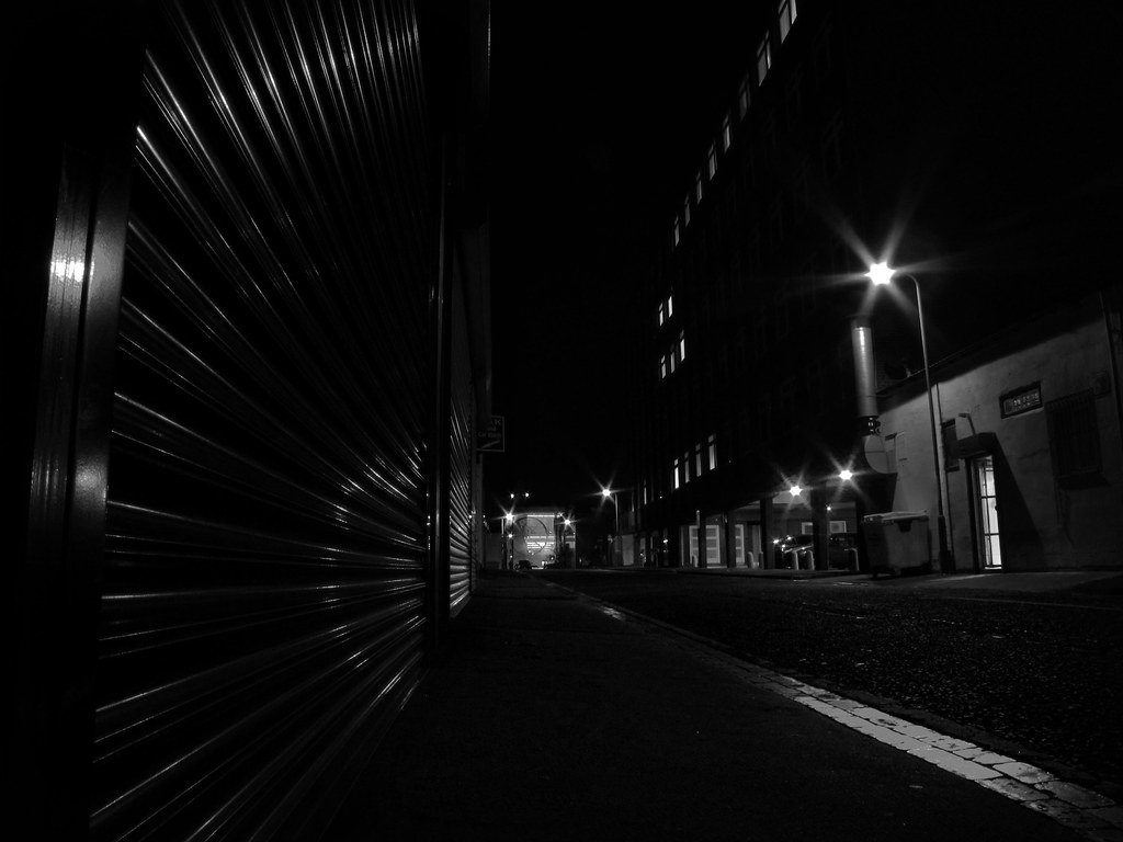 Dark Streets Background images