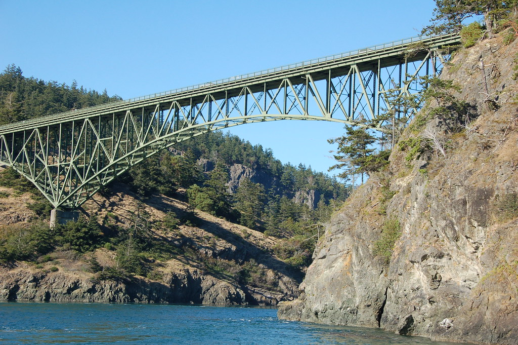 Whidbey Island New Bridge