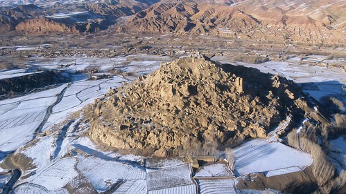 Winter in Bamyan's Royal Citadel | by United Nations Photo