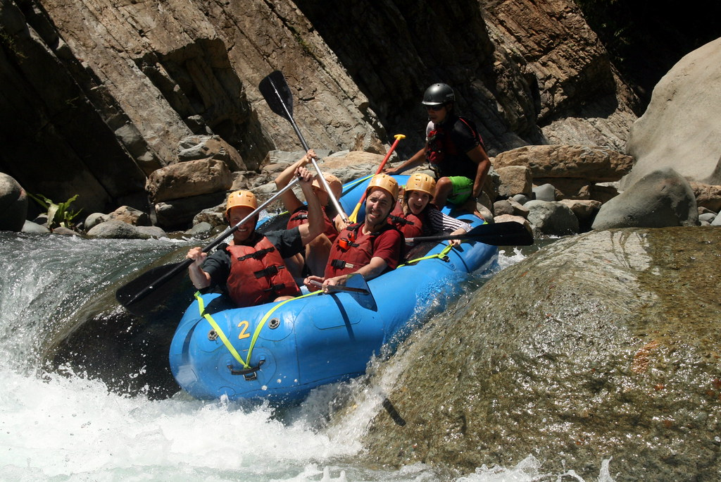 White Water Rafting In Long Island Ny
