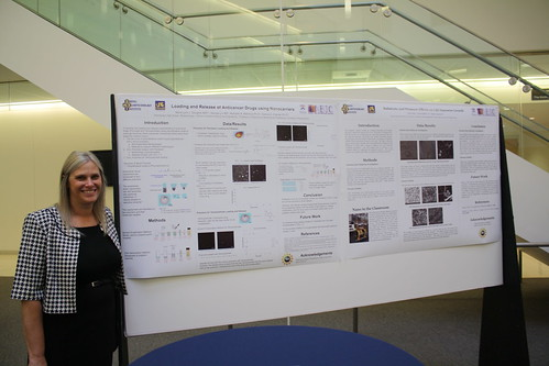 RET-Nano Poster Session | by Drexel University College of Engineering