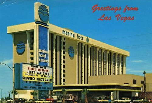 Hotel Wing Las Vegas Nevada