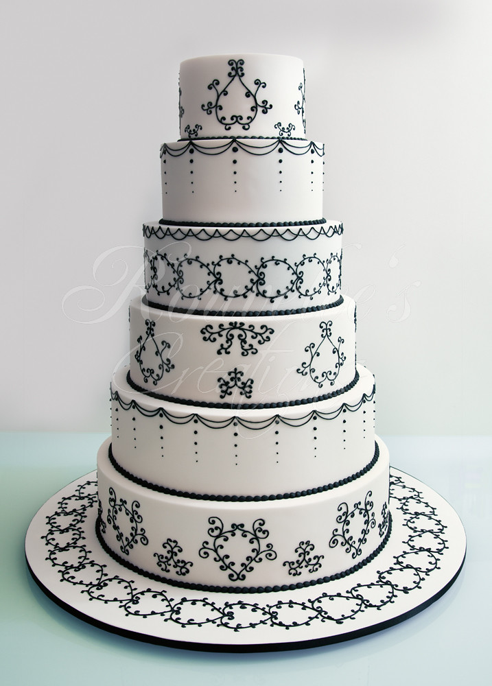 Cake Boss Artist : Sheryn and Mike s Wedding Cake Design is based on Cake ...