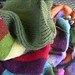 Rhinebeck Sweater In Progress