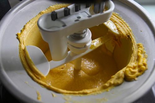 Pumpkin Ice Cream Cake Recipe