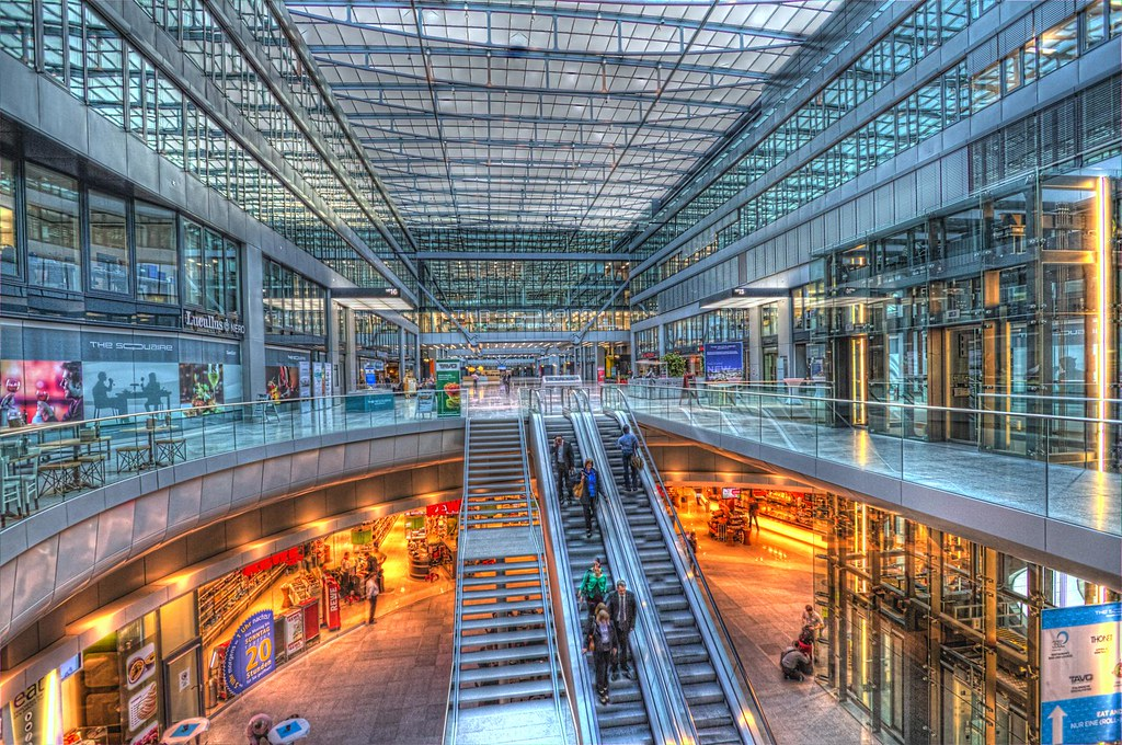 Hotel Hilton Garden Frankfurt Flughafen
