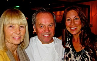 wolfgang puck with caroline graham  and Kirsten Gumand kirsten | by jayweston4