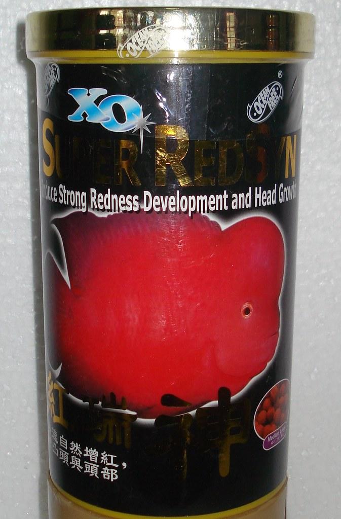 Ever Red Flowerhorn Food Red Syn Flowerhorn Food