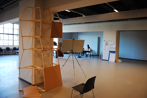 21st October_setting up Beyond Data Lab | by Kitchen Budapest