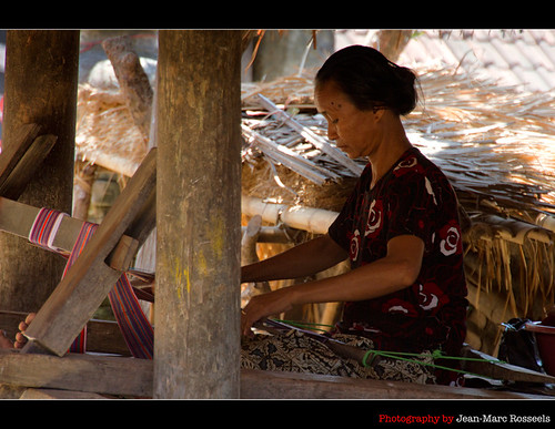 Weaving Songket | by jean-marc rosseels