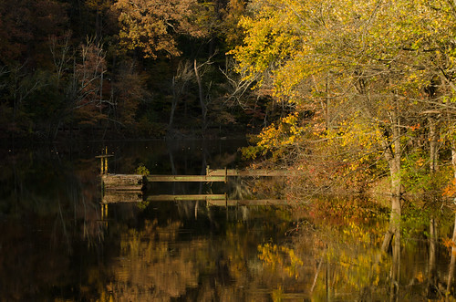 Old Pump Station, Campbells Pond  #autumn | by placenamehere