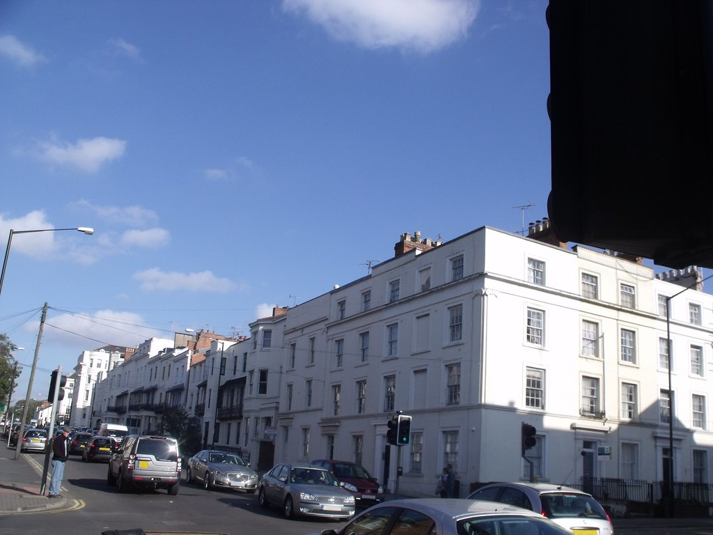 Dale street leamington spa georgian houses corner wit for Modern homes leamington
