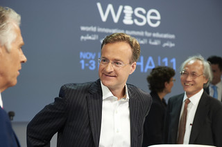 WISE 2011 - PLENARY SESSION - RETHINKING INNOVATION IN EDUCATION | by WISE.official