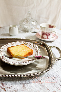 Butter cake at Tea Time... | by Smoky Wok (Jasmine)