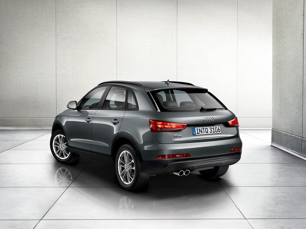 audi q3 monsun grey metallic paintwork monsun grey metall flickr. Black Bedroom Furniture Sets. Home Design Ideas