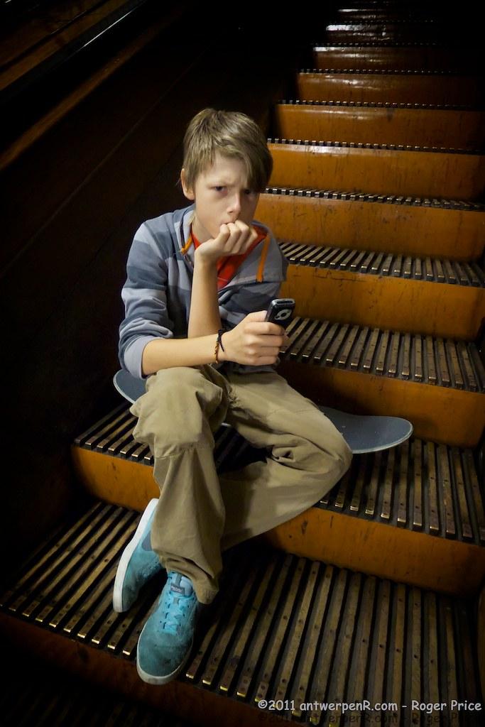 Sk8r boy - Skater Boy in the pedestrian tunnel | See also Sk ... Avril Lavigne