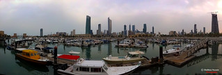 Another view of Sooq Sharq Panoramic shot | by Shahbaz Hussain's Photography