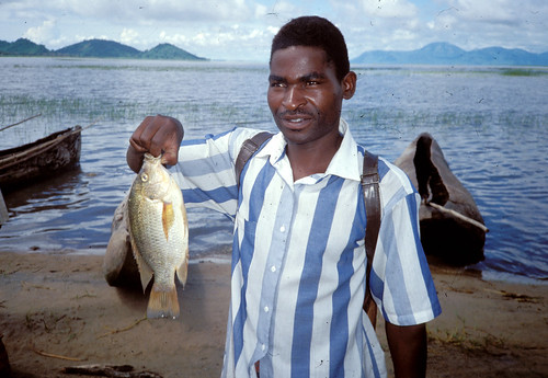 Small-scale fisheries, Lake Chilwa, Malawi. Photo by Randall Brummett, 2002