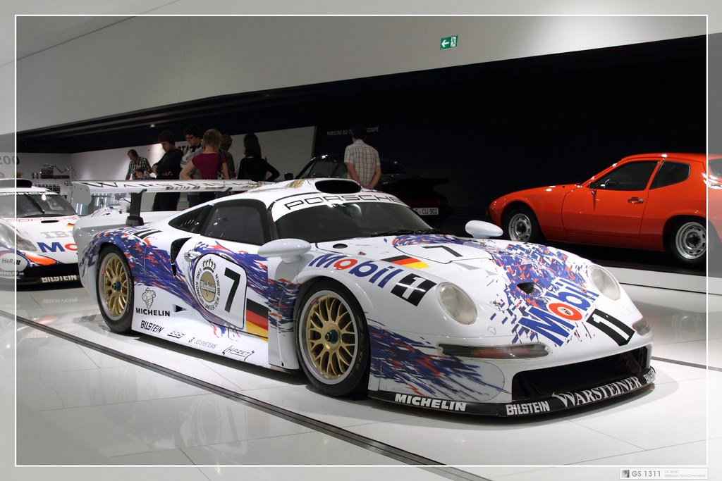 1996 porsche 911 gt1 96 01 the porsche 911 gt1 was a car flickr. Black Bedroom Furniture Sets. Home Design Ideas