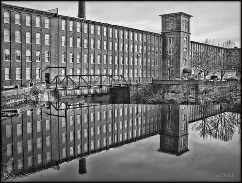 Cocheco Mills-Dover, NH | by madre11