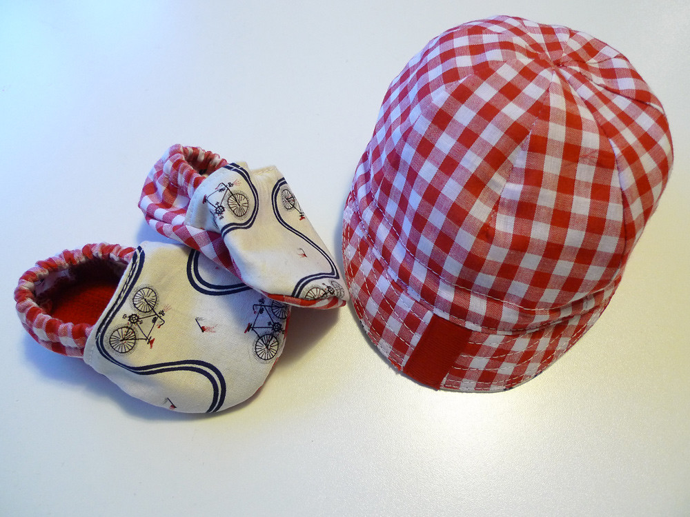 Baby Shoes With Dress