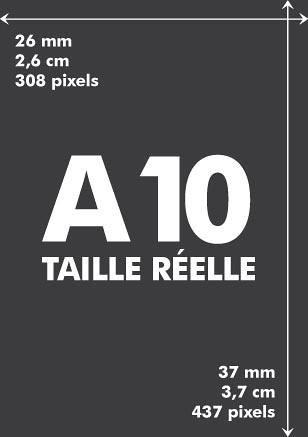 Format A10 Le Reelle By 7nuit