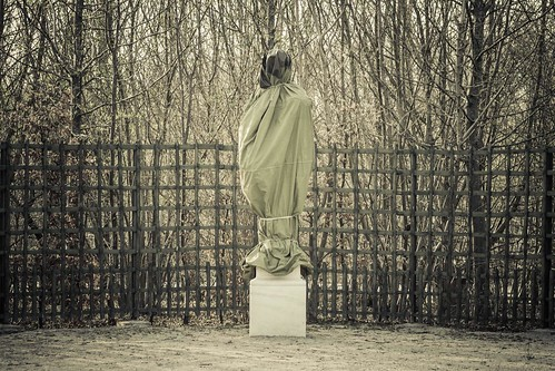 Versailles Palace Gardens, On the way to the guillotine... | by boris maillard