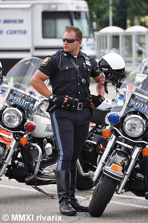 Galleries gay cops in leather