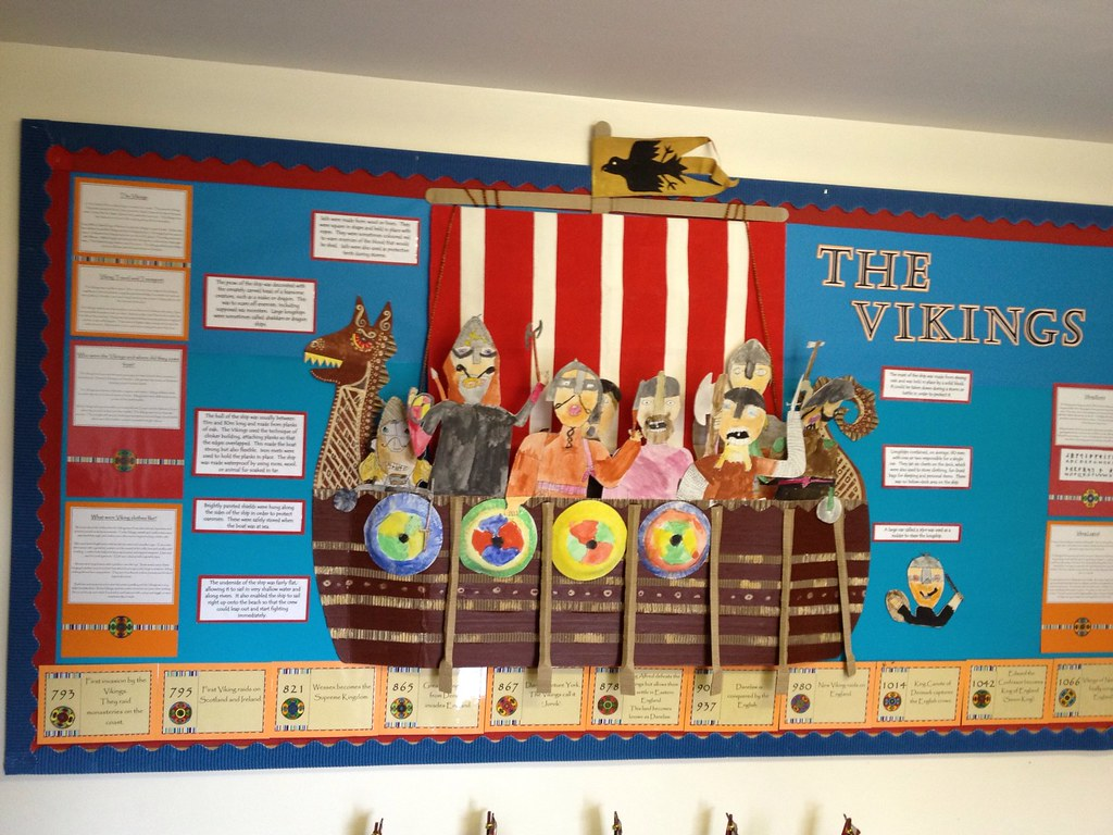Classroom Ideas Year 7 ~ Year classroom display st piran s school flickr