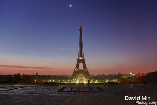 Paris, France - Eiffel Tower | by GlobeTrotter 2000