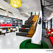 Creative office design by M Moser Associates