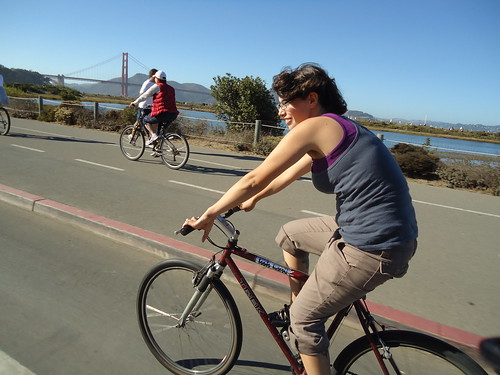 San Francisco Cycling | by Global Greenways