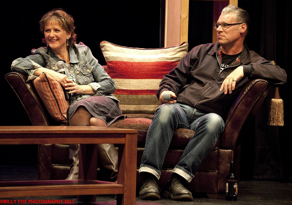Screenplay Curators Linda Ruth Williams and Mark Kermode