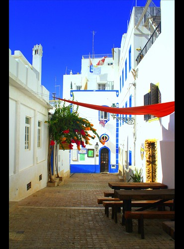 The OPEN  window - Albufeira Portugal - | by L-A-U-R-A ♪♫