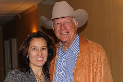 Texas Hill Country Summit Maria Espinoza (The Remembrance Project) Foster Friess (FosterFriess.com) | by Voices Empower with Alice Linahan