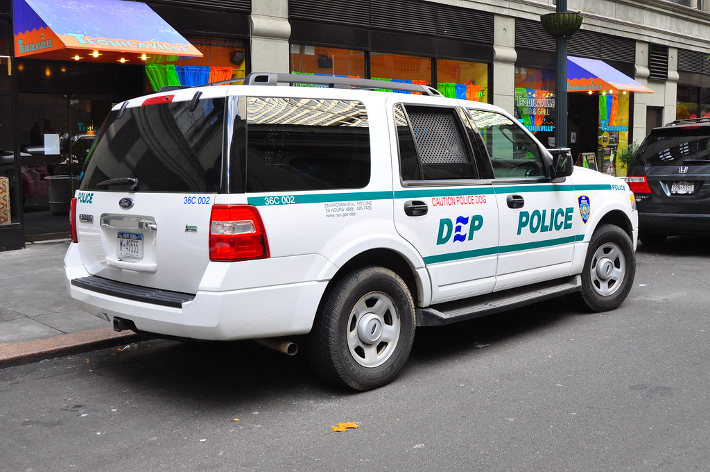 Nyc Dep Police K 9 Ford Explorer Rmp Triborough Flickr