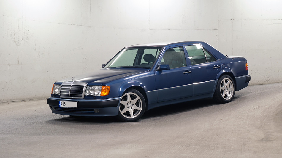 1993 Mercedes Benz 500e W124 Msobczynski Flickr