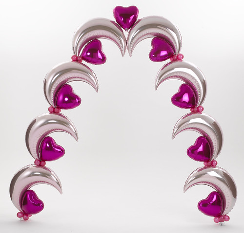 Heart Arch 1 | by amscandecorator
