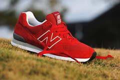 new balance red 547