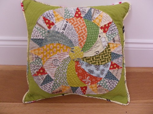 The Pillow Talk { Swap } Round 6 | by Little Island Quilting