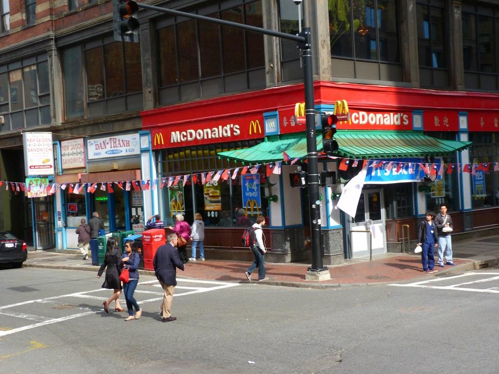 Boston >> Chinatown / Boston MA | upper deck tours - so nice i did it … | Flickr