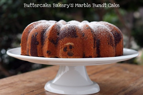 Buttercake Bakery's Marble Bundt Cake - I Like Big Bundts 2011 | by Food Librarian
